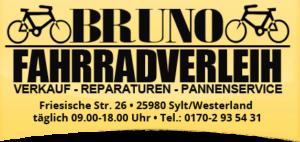 Bruno - Fahrradverleih Sylt