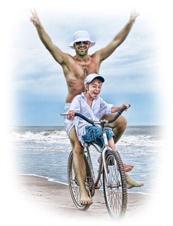 Sylt Fahrradverleih günstig